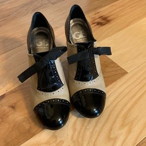 Gianni Bini high heel brogues. 6